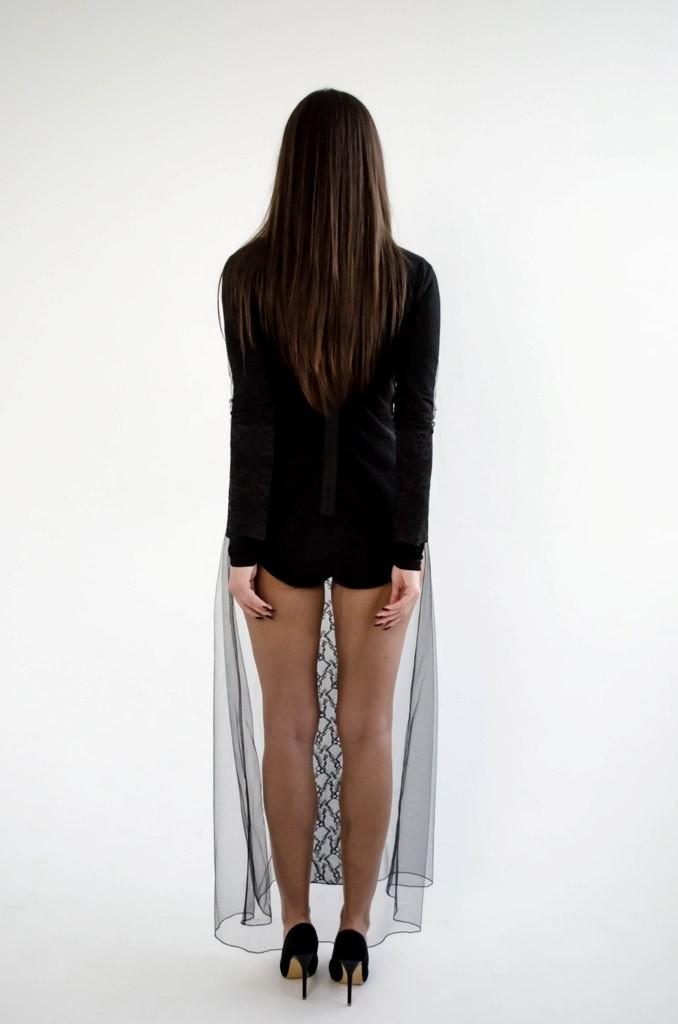 "Платье ""Black Lace"""