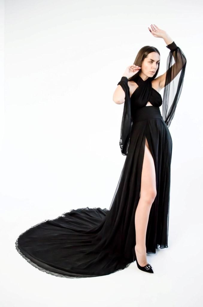 Платье Black Swan