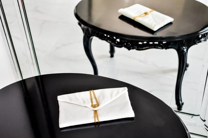 Клатч-конверт